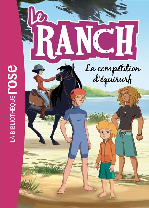 LE RANCH - T30 - LE RANCH 30 - LA COMPETITION D'EQUISURF